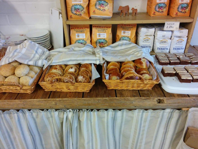 Leivonnaiset ja ryynit